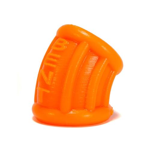 Gebogen Oranje ballstretcher Oranje – Oxballs