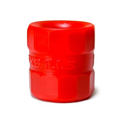 Rode Ballstretcher met moerdesign Rood – Oxballs