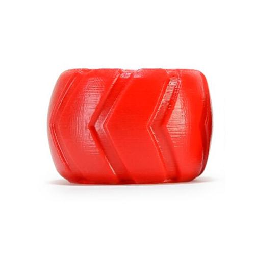 Rode Autoband ballstretcher Rood – Oxballs