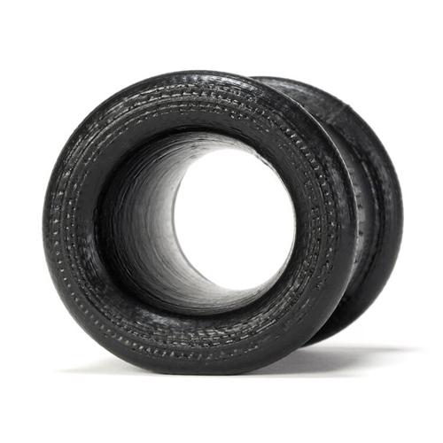 Lange zwarte ballstretcher Zwart – Oxballs