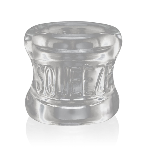 Squeeze Ballstretcher – Transparant Transparant – Oxballs