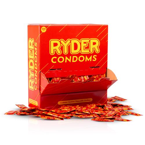 Ryder Condooms - 500 Stuks