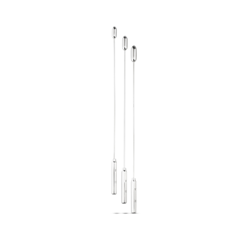 Dilator Set Met Ronde Top - Medium - 3 Stuks