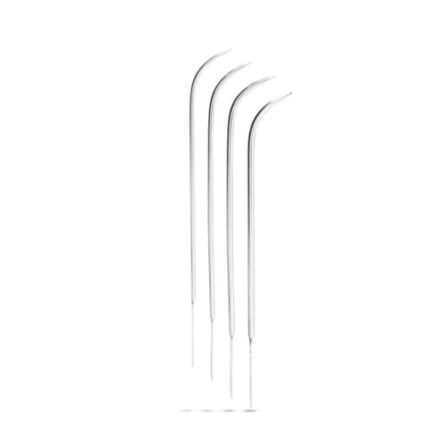 Dilator Set – 4 Stuks Zilver – Sinner Gear