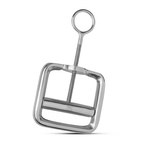 Metalen Ballenklem Zilver – Sinner Gear