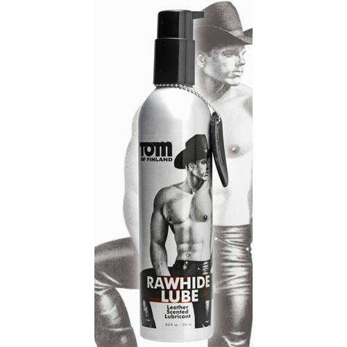 Rawhide Lube Glijmiddel Met Ledergeur - 236 ml