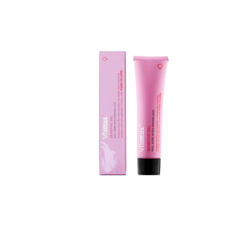 Viamax Sensitive Gel - 15 ml