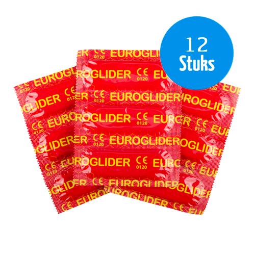 12 Durex Ambassador Glyder condooms