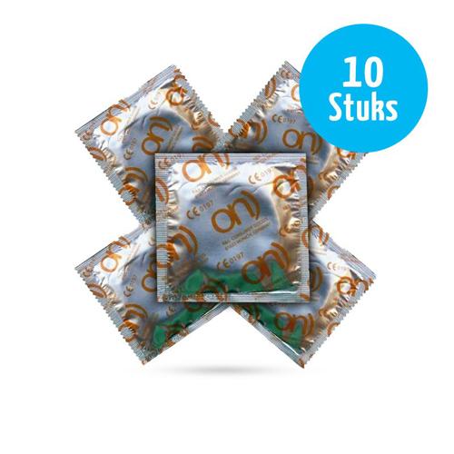 ON Stimulation Condooms 10 stuks