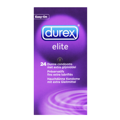 Durex - Elite condooms - 24 stuks