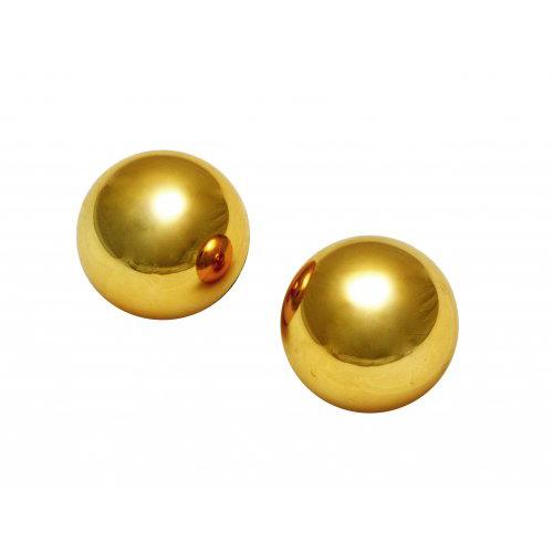 Sirs 2.5 cm Gouden Ben Wa Balletjes
