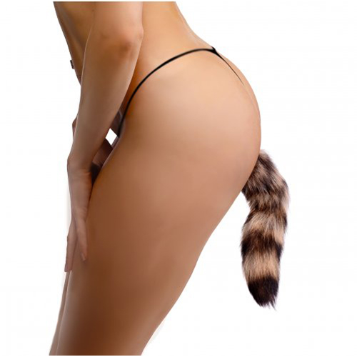 Fox Tail Buttplug Met Vossenstaart