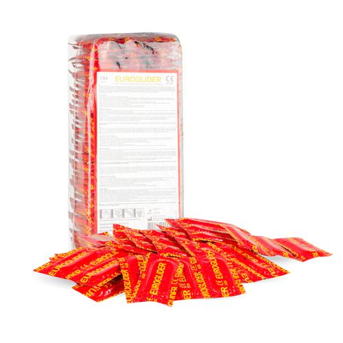 144 Durex Ambassador Glyder condooms