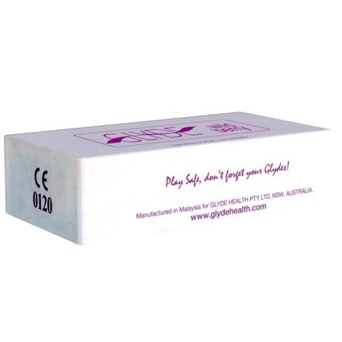100 Glyde condooms bosvruchten smaak
