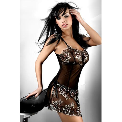 Het hera jurkje is een prachtig zwart jurkje met goudkleurige details ...: www.allebedrijvenonline.nl/ir/productsearch/hera/i/1/orderDir/desc...