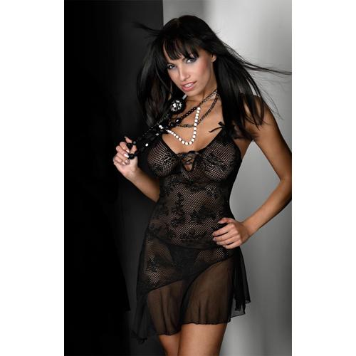 Inez Jurkje – Zwart Zwart – Livia Corsetti Fashion