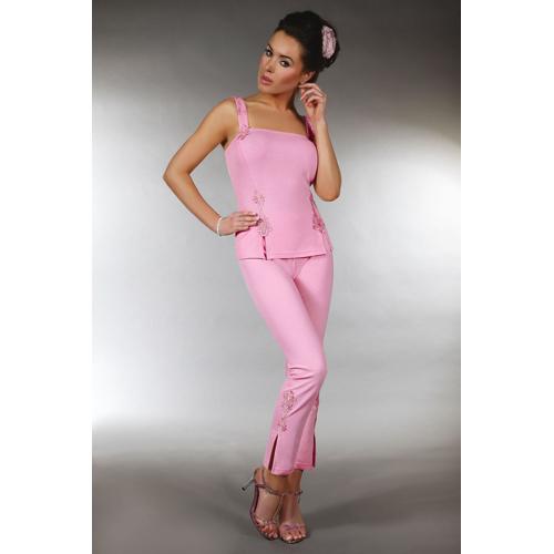 Roze pyjama Kame