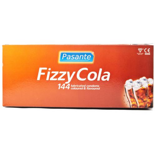 144 Pasante condooms cola smaak