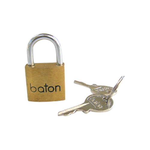 Bondage slot met sleutels