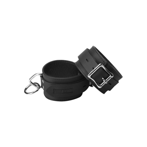 Strict Leather Standard Locking Cuffs - Large