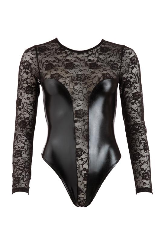Afbeelding van Bodysuits Body Van Kant En Lak Large Cottelli Collection