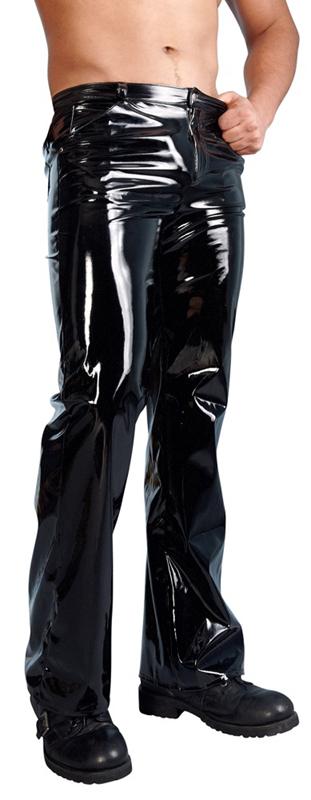 Afbeelding van Kostuums Lak Broek Large Black Level