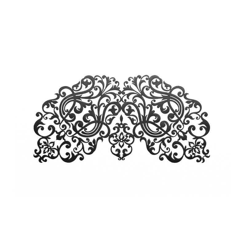 Afbeelding van Zwarte Anna Oogmasker van Bijoux Indiscrets one size