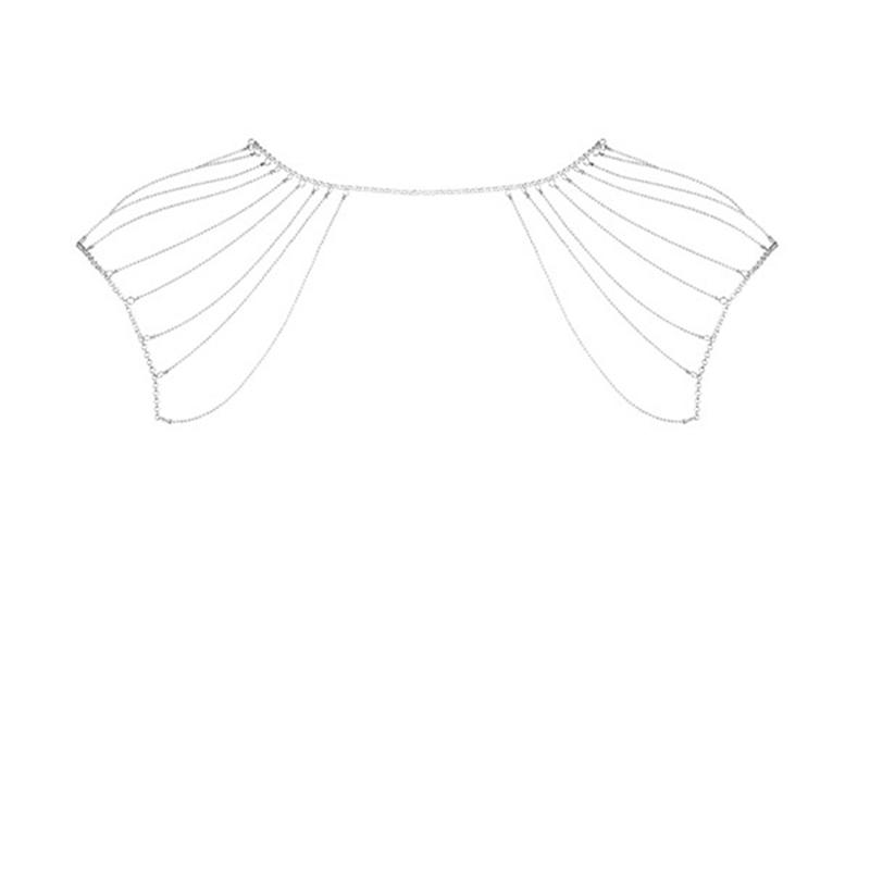 Afbeelding van Magnifique Schouderketting Zilver van Bijoux Indiscrets one size