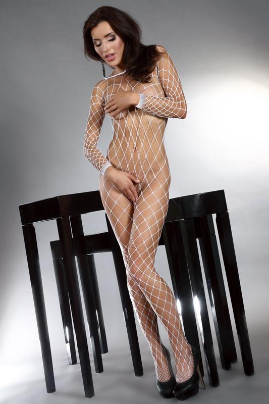 Afbeelding van Bodystockings Bodystocking Saori S/L Livia Corsetti Fashion