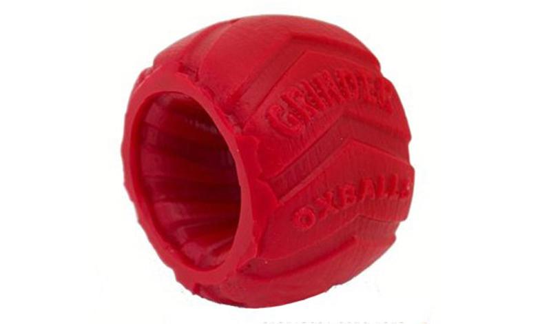 GRINDER Ballstretcher Oxballs - Rot