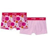 2-Pack Women Flower Pink