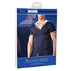 Matrozen T-shirt - Marineblauw/Wit