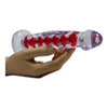clearstone_ripple_red_dildo