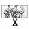 Tom of Finland Siliconen Buttplug Groot