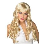 Blonde Glamour pruik
