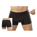 Heren short met ritsen