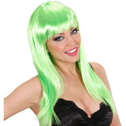 Beautiful Green Wig