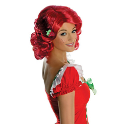 Deluxe Strawberry Shortcake Wig