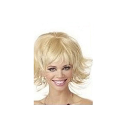 Brush Lovely Curly Short Wig