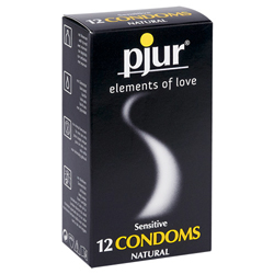 pjur Condoms Sensitive 12er