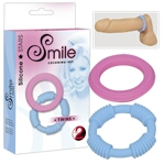 Smile Twins Cockring Set