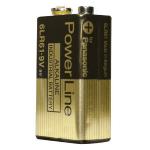 9-Volt Batterij
