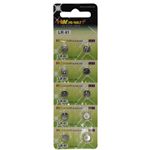 Button Cell 10-pcs LR41