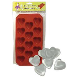 Icecubes hearts