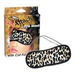 Luipaard oogmasker