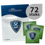 Safe - Caring Condooms 72 stuks