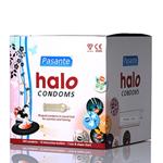 Pasante halo condoms 144 pcs