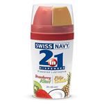 Swiss Navy 2-in-1 Glijmiddel met smaakje