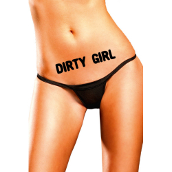 X-ink Tatoeage Dirty Girl (2 stuks)
