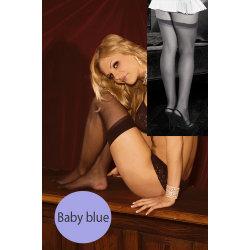 Klassieke kousen - Babyblauw